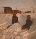 Lais-og-Laerke-i-sneen